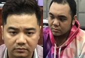 Hai anh em ruột cùng tên cướp tài sản cô gái trong chung cư cao cấp