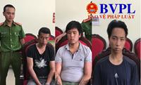 Chạm mặt 3 đối tượng người Trung Quốc giết cướp tài xế taxi sa lưới ở Sơn La
