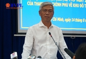 Lãnh đạo TP HCM hứa sẽ nghiêm túc thực hiện kết luận Thanh tra Chính phủ về Thủ Thiêm