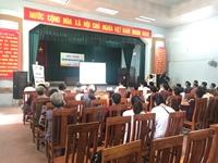 BHXH huyện Gia Bình- Bắc Ninh Tăng cường đối thoại với người dân phát triển đối tượng tham gia BHXH tự nguyện