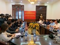 Trao đổi kinh nghiệm nghiệp vụ báo chí giữa Báo Công lý và Hội Nhà báo Thái Lan