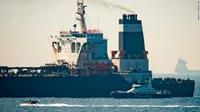 Iran hả hê, Mỹ giận dữ sau khi Anh thả siêu tàu dầu Grace 1
