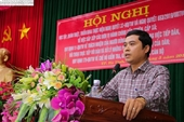 Chủ tịch HĐND TP và Trưởng ban Tổ chức Thành ủy Hà Tĩnh bị kỷ luật