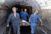 Tai nạn bất ngờ, một công nhân hầm lò ở Quảng Ninh tử vong