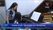 Thí sinh 63 tuổi trúng tuyển ngành Piano của trường Đại học Văn Hiến