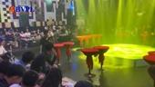 Hơn 100 thanh niên nam, nữ phê ma túy trong quán bar