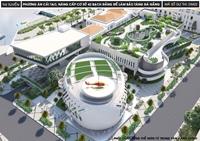 Xem các phương án kiến trúc Vườn tượng APEC mở rộng và Bảo tàng Đà Nẵng mới