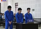 Tuyên án nhóm mua bán lượng lớn ma túy từ TP Hồ Chí Minh ra Đà Nẵng
