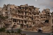 Thua tan tác quân chính phủ, phiến quân Syria lũ lượt rút khỏi Hama