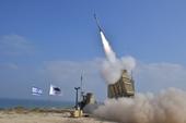 Phòng không Israel nã đạn dồn dập vào máy bay thương mại trên Cao nguyên Golan
