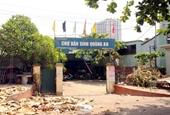 Tiểu thương chợ Quảng An bất bình về việc thu phí của Hợp tác xã