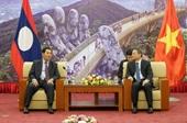 Phó Chủ tịch Quốc hội CHDCND Lào thăm và làm việc tại Đà Nẵng