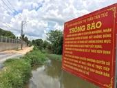 Kỷ luật 30 tập thể, cá nhân liên quan vi phạm đất đai ở Bình Chánh