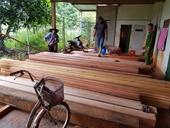 Vụ lâm tặc thuê Thôn trưởng vào rừng khai thác gỗ Hàng trăm m3 gỗ lậu đã đi về đâu