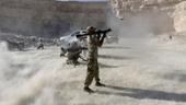 Phiến quân phản công trong đêm, quyết ngăn quân đội Syria tiến từ Khan Sheikhun