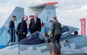 Tổng thống Putin chào hàng thành công tiêm kích Su-57 cho lãnh đạo Thổ Nhĩ Kỳ