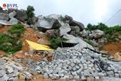 Khai thác khoáng sản trái phép trên đất quốc phòng Kiểm điểm trách nhiệm lãnh đạo địa phương