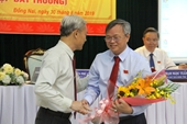 Bí thư Huyện ủy Long Thành được bầu giữ chức Chủ tịch UBND tỉnh Đồng Nai