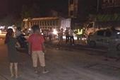 Xin bỏ qua không được, 3 đối tượng vi phạm giao thông tấn công cảnh sát