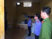 Kiến nghị khắc phục những vi phạm tại nhà tạm giữ Công an huyện Gò Công Đông