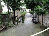 Phê chuẩn khởi tố bị can vụ anh trai truy sát cả nhà em ruột ở Hà Nội