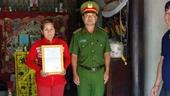 Truy phong quân hàm cho chiến sỹ Công an hy sinh khi cứu nạn ở Tây Ninh
