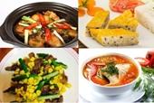 Gợi ý thực đơn cho bữa tối lạ miệng, đủ dinh dưỡng cho cả gia đình