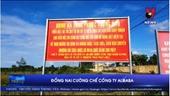 Sẽ cưỡng chế công trình vi phạm của công ty Alibaba tại Đồng Nai