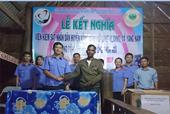 VKSND huyện Kông Chro đẩy mạnh phong trào xây dựng nông thôn mới