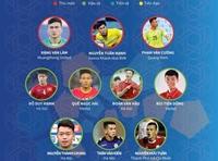 Chân dung 23 cầu thủ của đội tuyển Việt Nam đối đầu Thái Lan
