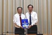 Sở Y tế TP Hồ Chí Minh có tân Phó giám đốc