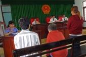 Phối hợp tổ chức phiên tòa dân sự rút kinh nghiệm