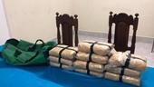 Bắt đối tượng vận chuyển 60 000 viên ma túy tổng hợp