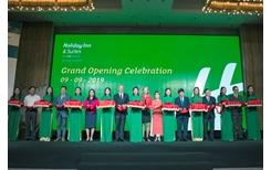 Khách sạn Holiday Inn đầu tiên ở Việt Nam khai trương tại thành phố Hồ Chí Minh