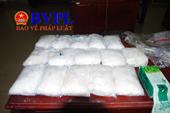 Phát hiện vụ vận chuyển ma túy lớn nhất từ trước đến nay ở Bình Phước