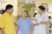 Cụ bà 101 tuổi đi cắt ruột thừa