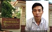 NÓNG Vụ gian lận thi cử tại Hòa Bình Nhiều giáo viên bị khởi tố thêm tội Nhận hối lộ