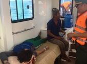 5 ngư dân bị ngộ độc trên biển, 1 người tử vong
