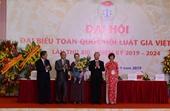 """Hội Luật gia Việt Nam xác định phương châm hoạt động """"Đoàn kết, dân chủ, sáng tạo, phát triển"""""""