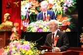 Tổng Bí thư, Chủ tịch nước gửi gắm niềm tin vào ngôi trường cao cấp nhất của Đảng