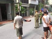 RÚNG ĐỘNG Nam thanh niên đâm tử vong 2 nữ sinh viên rồi tự sát ở quận Cầu Giấy