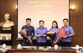 Tuyên dương nhóm tác giả đạt giải cao tại Liên hoan Truyền hình, Phát thanh CAND