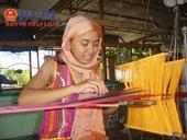 Xác lập kỷ lục làng nghề dệt thổ cẩm Chăm lâu đời nhất Việt Nam
