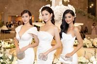 Top 3 Miss World Việt Nam đọ dáng khoe đường cong hút mắt