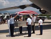 Việt Nam trao trả 2 bộ hài cốt quân nhân Mỹ