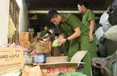 Phát hiện kho dược liệu không rõ nguồn gốc ở Đà Nẵng