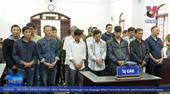 25 bị cáo trong đường dây gỗ lậu do Phượng râu cầm đầu lĩnh án