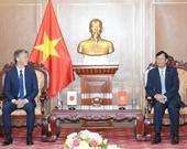 Đẩy mạnh hợp tác giữa VKSND tối cao Việt Nam và Bộ Tư pháp Nhật Bản