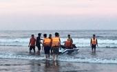 Vụ đuối nước tại bãi biển hút hồn  Tìm thấy thi thể nạn nhân thứ hai