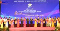 """500 diễn viên tham gia Liên hoan nghệ thuật """"Bài ca nâng bước quân hành"""""""